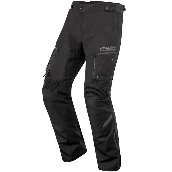 Pantalon Moto Alpinestars Valparaiso 2 Black Gray Pant