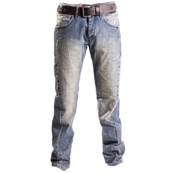 Pantalon Moto Esquad Xcape Smoky Blue