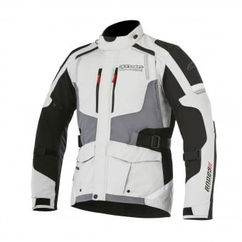 Veste Moto Alpinestars Andes V2 Drystar Light Dark Grey