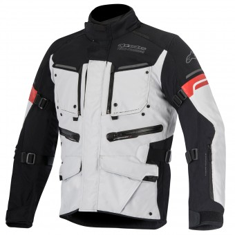 Veste Moto Alpinestars Valparaiso 2 Light Gray