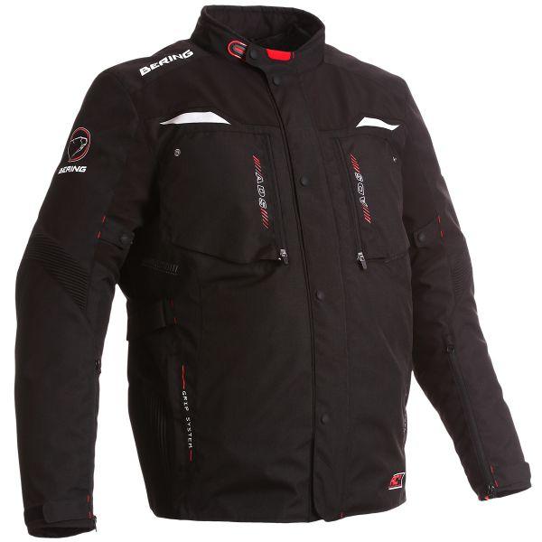 Veste Moto Bering Bellick King Size 3 in 1 Black