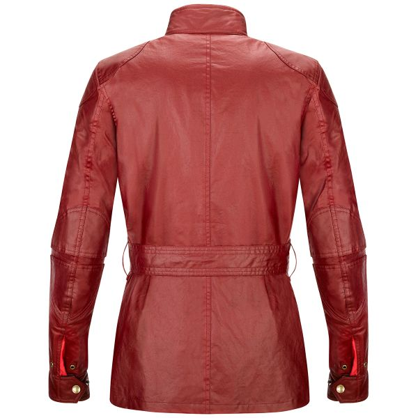 Belstaff Classic Trophy Lady Red