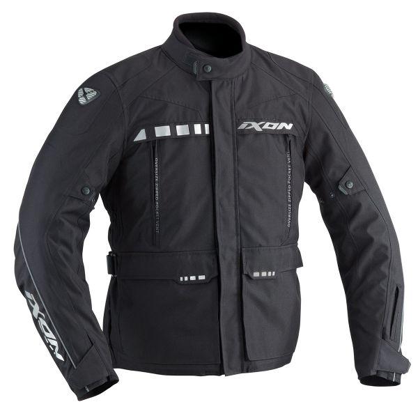 Veste Moto Ixon Corsica Noir