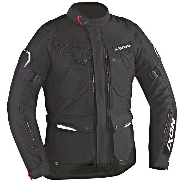 Veste Moto Ixon Crosstour HP Black