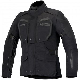 blouson moto alpinestars durban gore tex black gray au meilleur prix. Black Bedroom Furniture Sets. Home Design Ideas