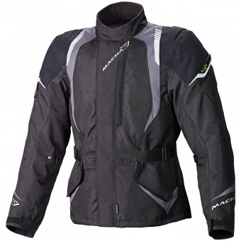 Veste Moto Macna Escape Jacket Black