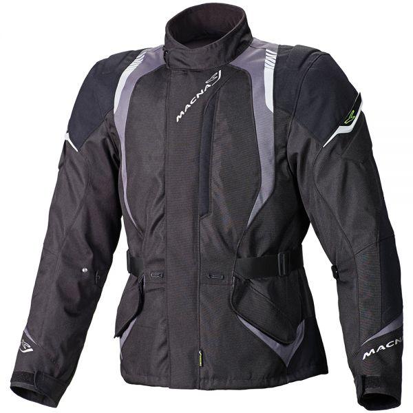 Veste Moto Macna Escape Jacket Black