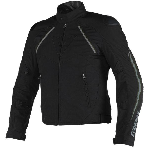 Blouson Moto Dainese Hawker D-Dry Black Ebony