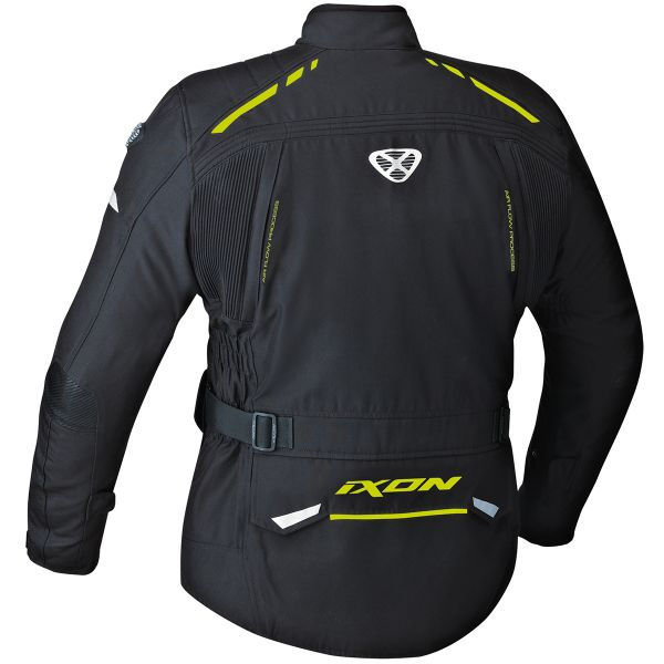 Ixon Protour HP Black Yellow
