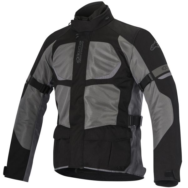 Veste Moto Alpinestars Santa Fe Air Drystar Black Dark Grey