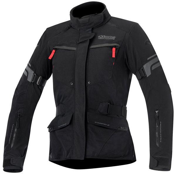 Veste Moto Alpinestars Stella Valparaiso 2 Black
