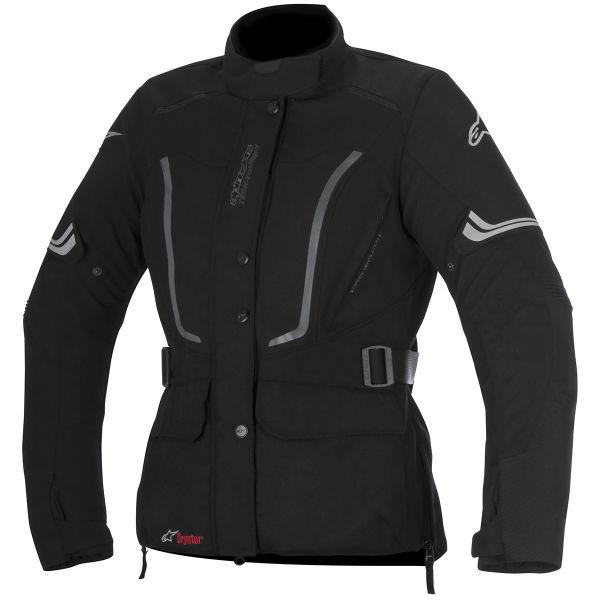Blouson Moto Alpinestars Stella Vence Drystar Black
