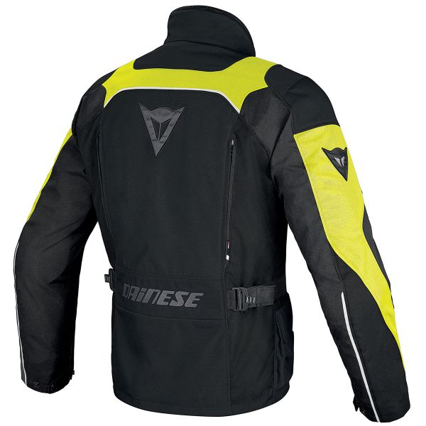 Dainese Tempest D-Dry Black Yellow Fluo