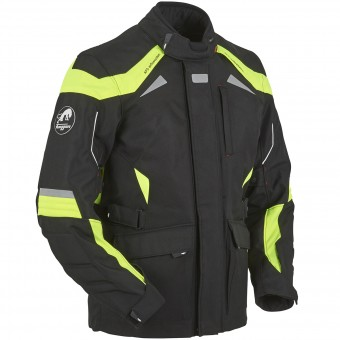 Veste Moto Furygan WR-16 HV Black Yellow Fluo