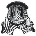 Interieur casque Scorpion Interieur complet Exo 400 Zebre