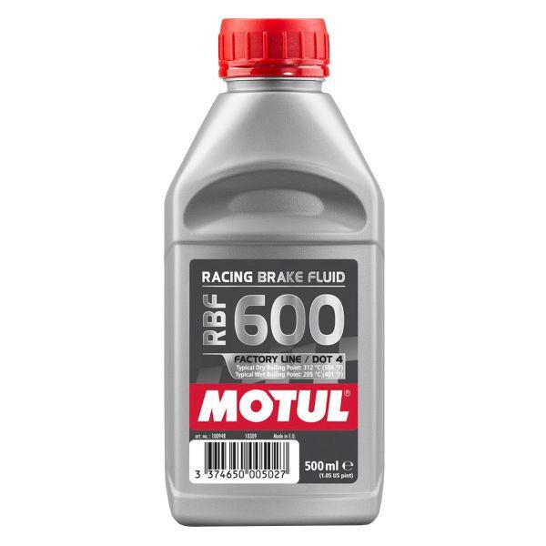 Liquide de frein Motul RBF 600 Factory Line 500ML