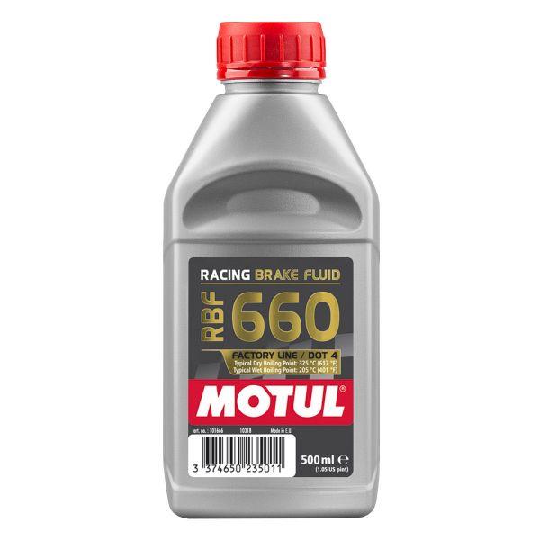 Liquide de frein Motul RBF 660 Factory Line 500ML