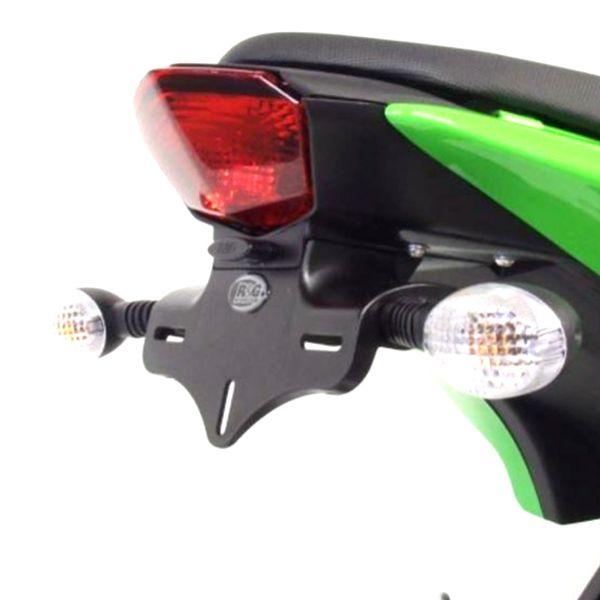 Support de plaque R&G Racing Support de plaque R&G Racing Kawasaki Ninja 250R (08-12)
