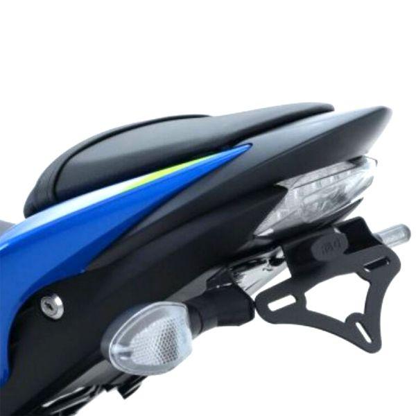 Support de plaque R&G Racing Support de plaque R&G Racing Suzuki GSX-S1000 /GSX-S1000F (16-21)