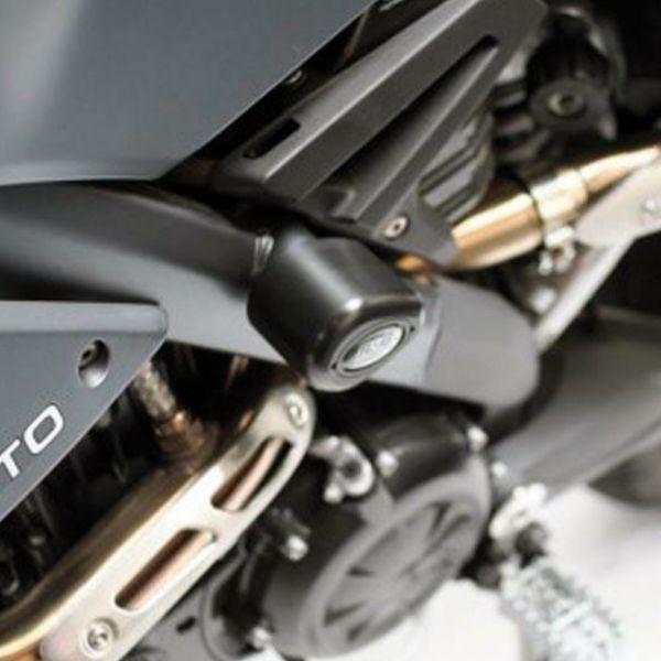 Pare-carter & tampons R&G Racing Tampons De Protection Aero BMW G650X (07-09)
