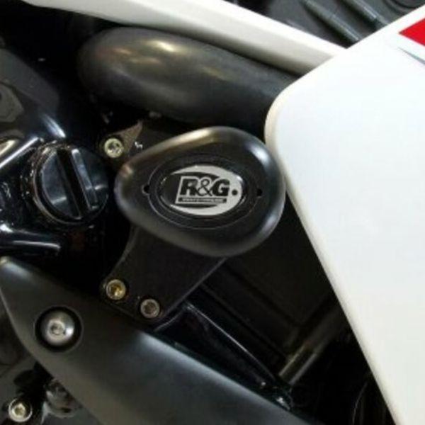 Pare-carter & tampons R&G Racing Tampons De Protection Aero Supérieur Yamaha YZF-R1 (07-08)