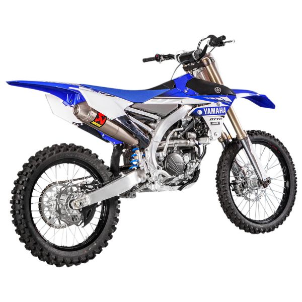 Akrapovic Evo Titane Yamaha YZ250F/WR250F 2014-2019