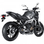 Ligne complète Akrapovic Racing Inox/Carbone Yamaha MT-09/MT-09 Tracer/XSR900 2014-2020