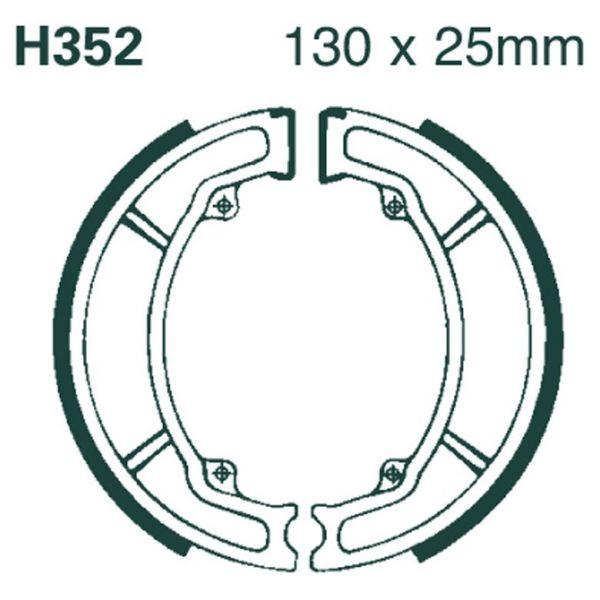 Machoires de frein EBC EBC Standard H352