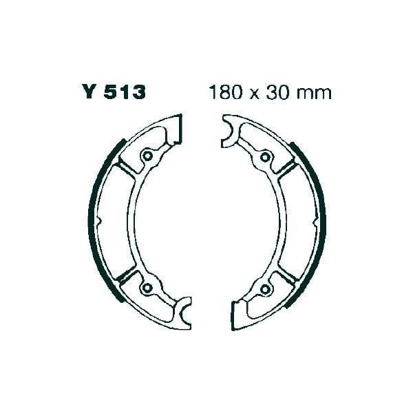 Machoires de frein EBC EBC Standard Y513
