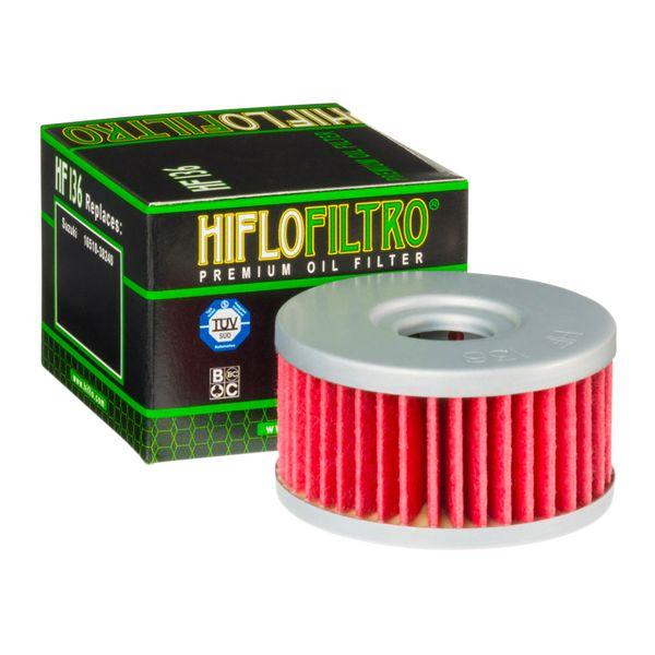 Filtre à huile Hiflofiltro Filtre à huile Hiflofiltro HF136 Beta/Suzuki