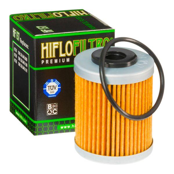 Filtre à huile Hiflofiltro Filtre à huile Hiflofiltro HF157 Beta/KTM