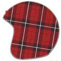 Personnalisation casque Helmetdress Housse de casque Scottish