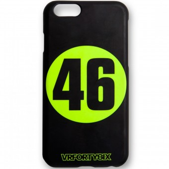 Cadeaux VR 46 Cover Number VR46 I-Phone 6 - 6s