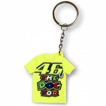 Cadeaux VR 46 Key Holder T-Shirt VR46