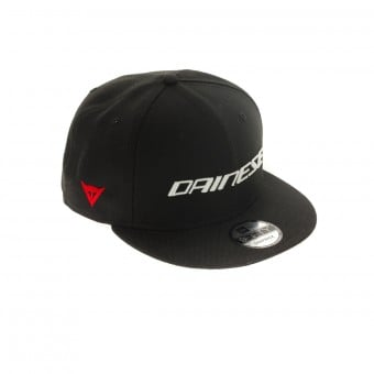 Casquettes Moto Dainese Dainese LP 9 Fifty Diamond Era Snapback Black