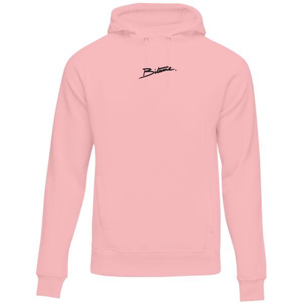 Pulls Moto 100% Bitume Hoodie My Signature Pink