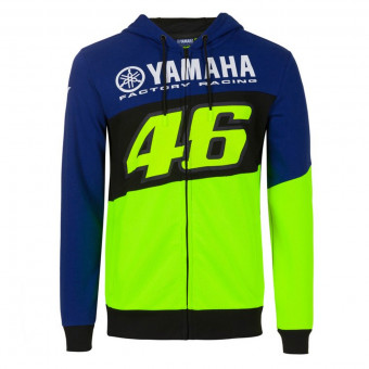 Pulls Moto VR 46 Sweat Racing Yamaha VR46