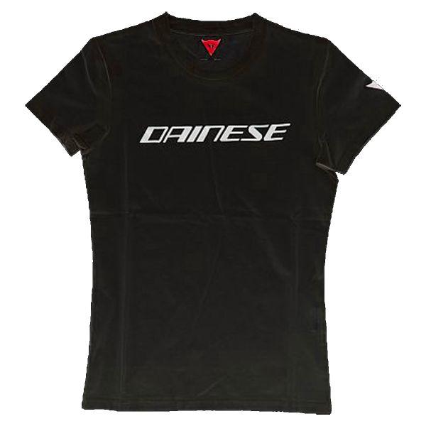 T-Shirts Moto Dainese Dainese T-Shirt Black White