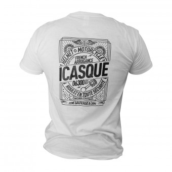 T-Shirts Moto iCasque Savage
