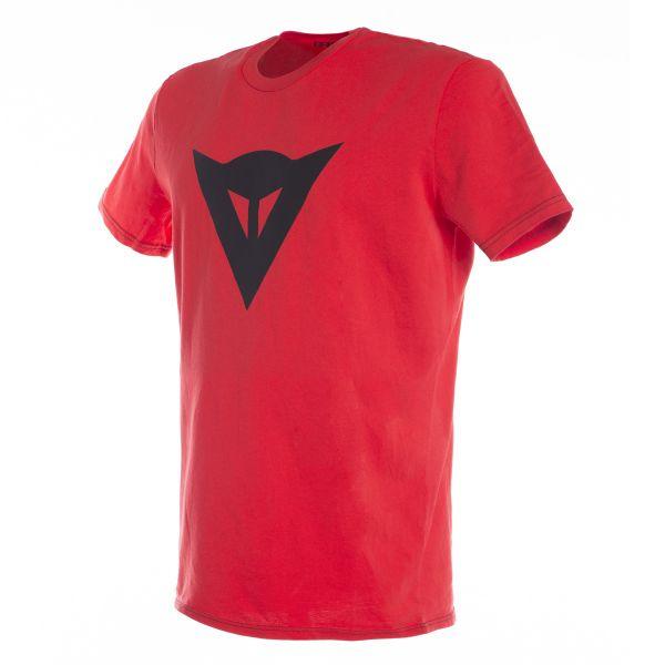 T-Shirts Moto Dainese Speed Demon Red Black
