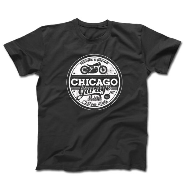 T-Shirts Moto HARISSON Chicago