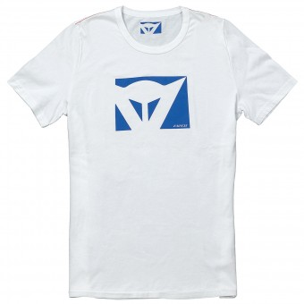 T-Shirts Moto Dainese Color New White