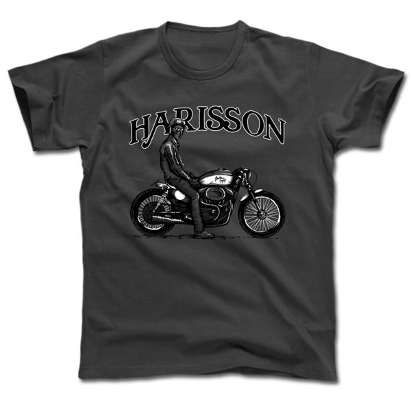 T-Shirts Moto HARISSON Gentleman