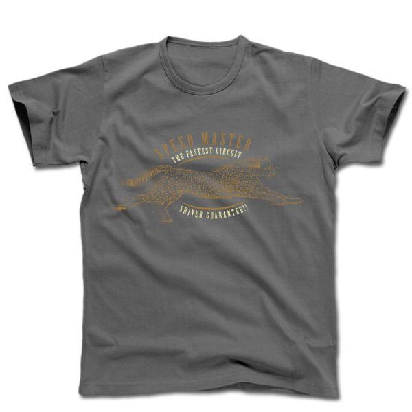 T-Shirts Moto HARISSON Guepard