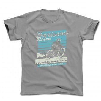T-Shirts Moto HARISSON H Riders