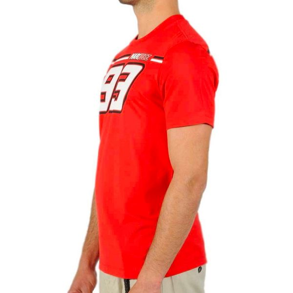 Marquez 93 Marquez 93 Tee Red