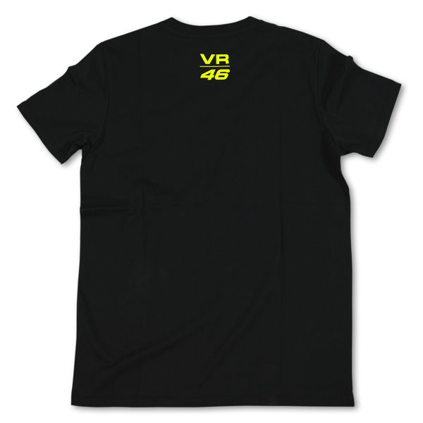 VR 46 Monster Black VR46