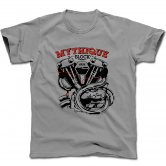 T-Shirts Moto HARISSON Mythique
