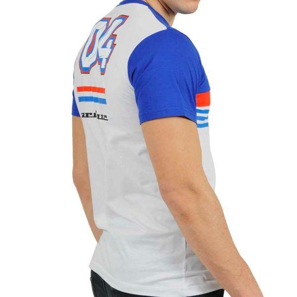 Andrea Dovizioso Stripes White Dovizioso 04