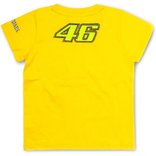 VR 46 T-Shirt Kid The Doctor Yellow VR46